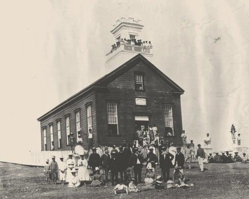 Chapel 1887