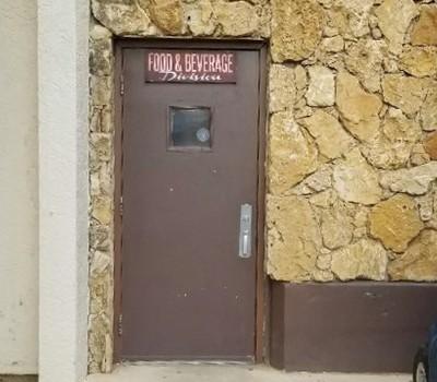 F&B Door