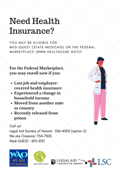 Health Insurance fed marketplace