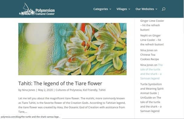 cultures of Polynesia