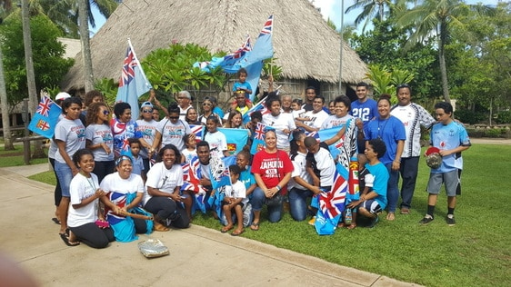 11 Tongan employees - Fiji wins World Cup