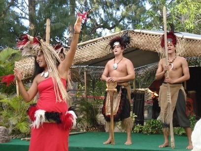 12 Marquesas Show