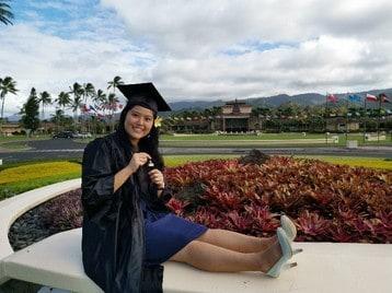 Linda graduation