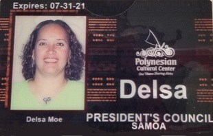 delsa black ID