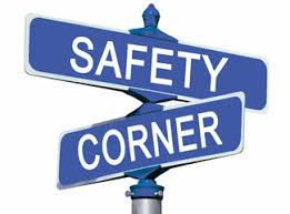 safety corner sign
