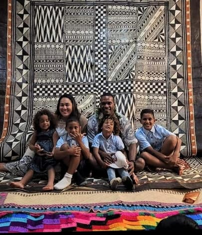 Kali and family